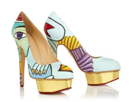 Dolly_Charlotte Olympia_Picasso