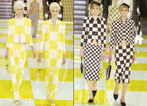 Louis Vuitton primavera verano 2013