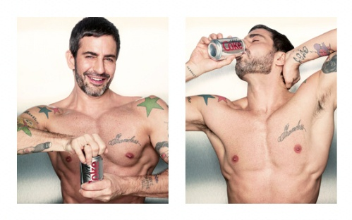 Coca-Cola Light x Marc Jacobs