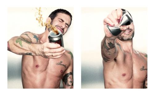 Coca-Cola Light x Marc Jacobs_