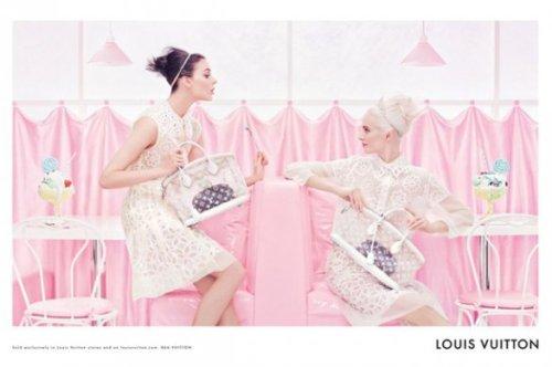 Campaña Louis Vuitton