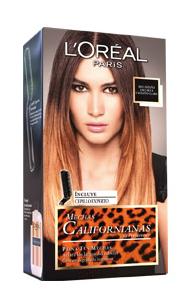 Mechas Californianas de Préférence _L'Oréal