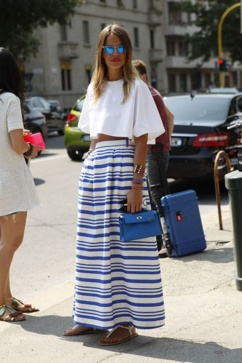 top cropped_streetsyle_skirt