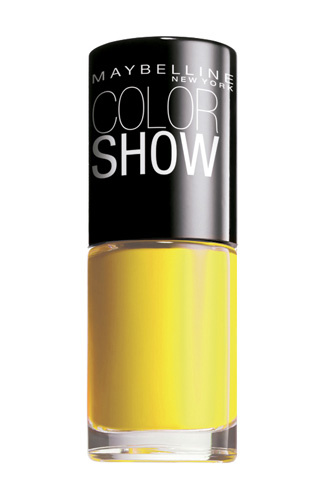 color show maybelline yellow